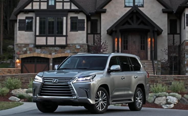 99 The 2020 Lexus Lx 570 Hybrid Specs with 2020 Lexus Lx 570 Hybrid