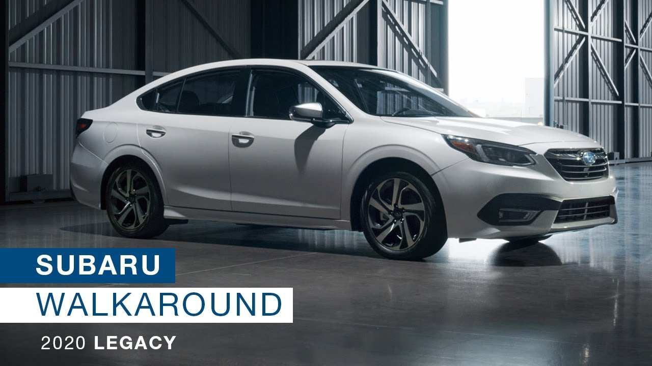 99 The 2020 Subaru Legacy Youtube Spesification by 2020 Subaru Legacy Youtube