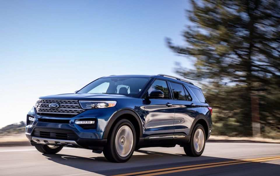 99 The Ford New Suv 2020 Pictures with Ford New Suv 2020