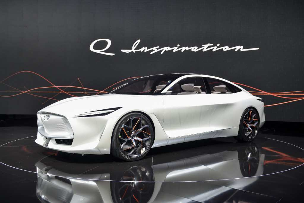 99 The New Infiniti 2020 Release Date with New Infiniti 2020