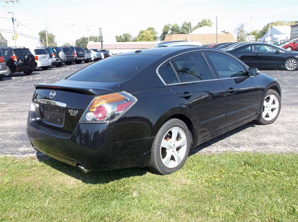 12 New 2007 Nissan Altima Performance with 2007 Nissan Altima