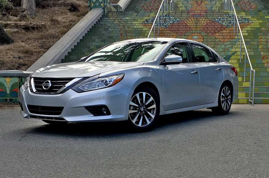 15 The 2017 Nissan Altima Review Ratings with 2017 Nissan Altima Review