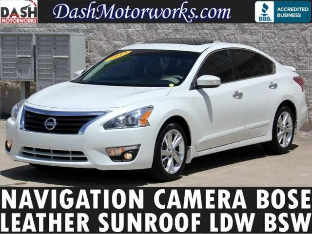 16 All New 2013 Nissan Altima Sl New Review by 2013 Nissan Altima Sl