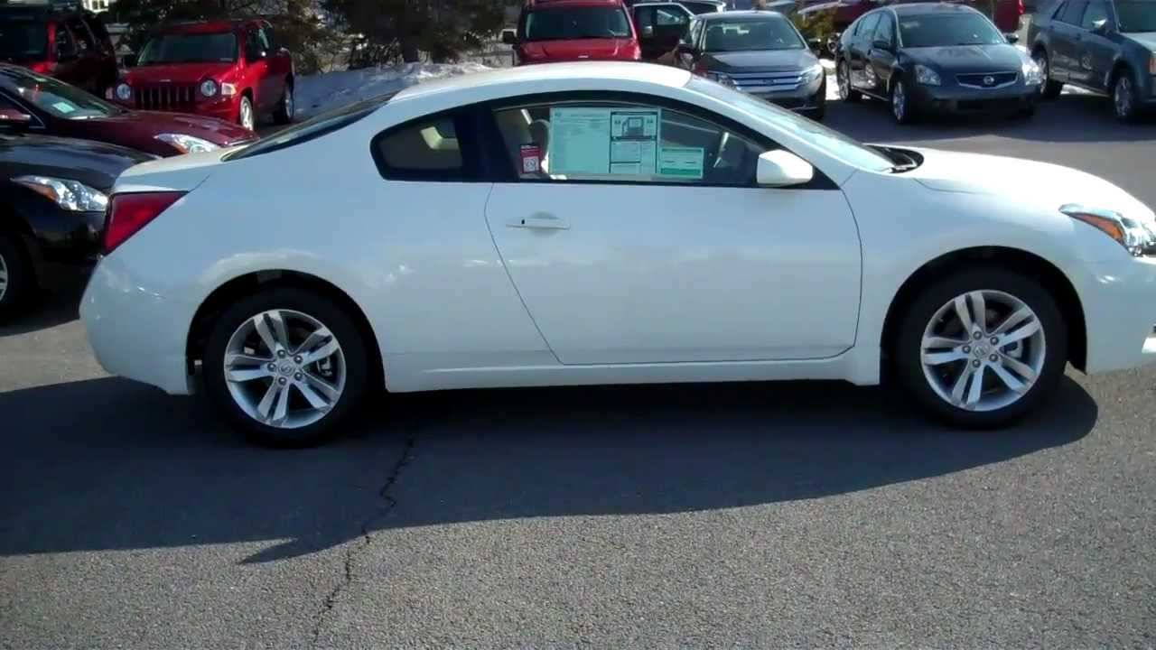 16 The 2012 Nissan Altima Coupe Price with 2012 Nissan Altima Coupe