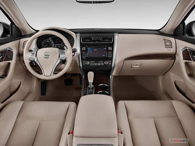 17 Concept of Nissan Altima Interior Overview with Nissan Altima Interior
