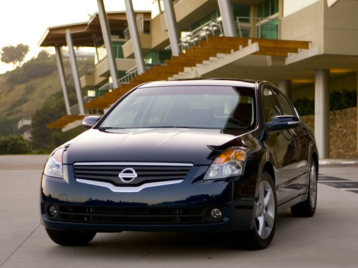 19 Great 2008 Nissan Altima Reviews for 2008 Nissan Altima