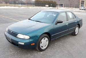 20 Concept of 1995 Nissan Altima Specs and Review by 1995 Nissan Altima