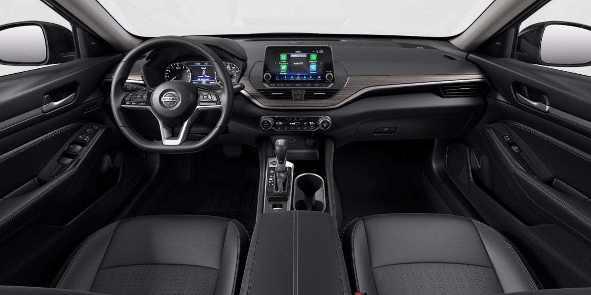 22 Great Nissan Altima Interior Price and Review with Nissan Altima Interior