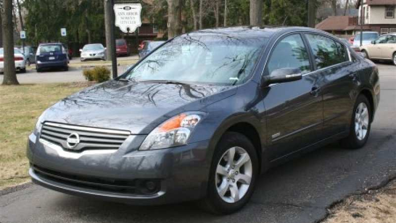 25 Great 2007 Nissan Altima Hybrid Picture with 2007 Nissan Altima Hybrid