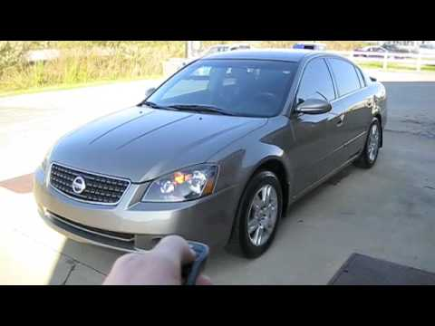 29 Best Review 2005 Nissan Altima Price with 2005 Nissan Altima
