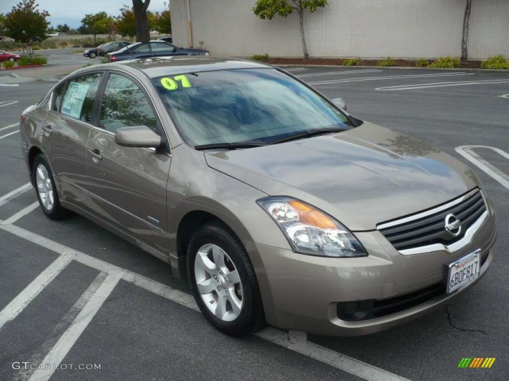 34 Best Review 2007 Nissan Altima Hybrid Style with 2007 Nissan Altima Hybrid