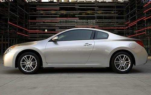 43 Best Review 2009 Nissan Altima Coupe Redesign and Concept by 2009 Nissan Altima Coupe