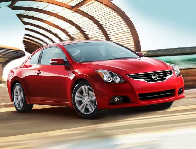 43 Gallery of 2010 Nissan Altima Coupe Concept for 2010 Nissan Altima Coupe