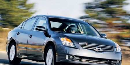 45 The 2007 Nissan Altima Hybrid Review with 2007 Nissan Altima Hybrid