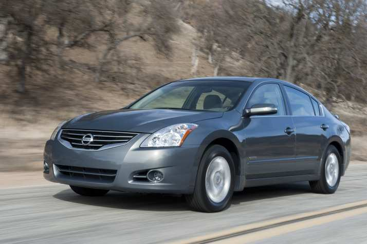 50 Concept of Nissan Altima Hybrid First Drive with Nissan Altima Hybrid
