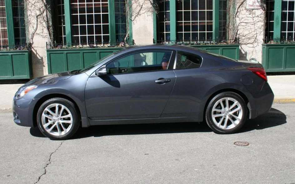 51 Best Review 2010 Nissan Altima Coupe Specs and Review with 2010 Nissan Altima Coupe