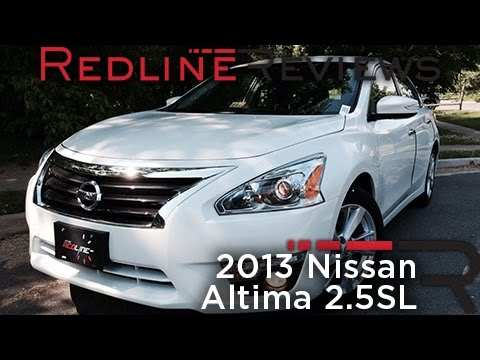51 New 2013 Nissan Altima Sl Research New by 2013 Nissan Altima Sl