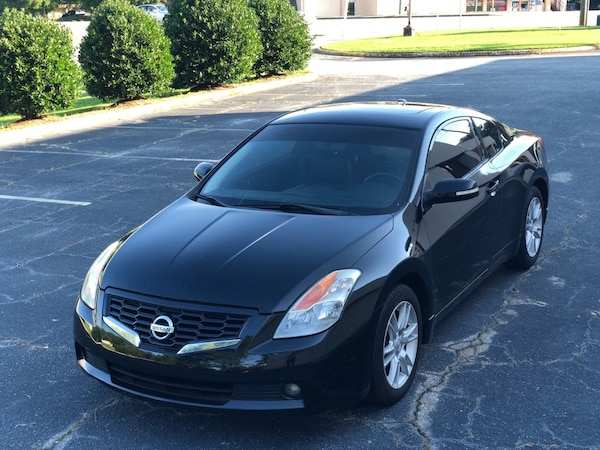 53 New 2009 Nissan Altima Coupe Concept with 2009 Nissan Altima Coupe