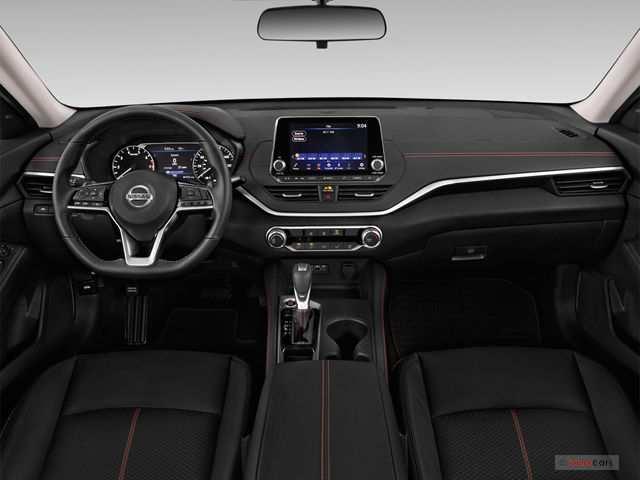 57 All New Nissan Altima Interior Concept for Nissan Altima Interior