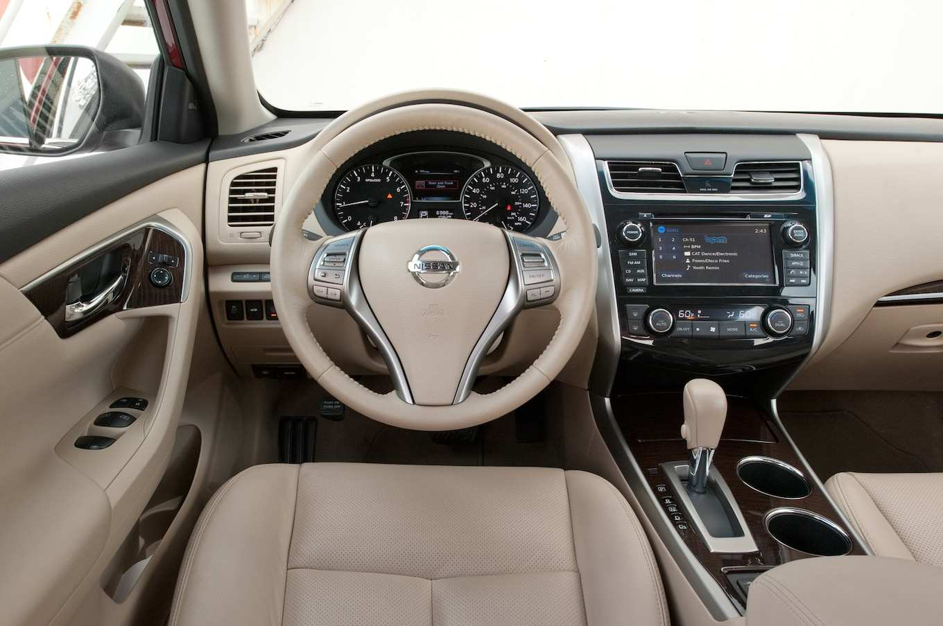 59 The Nissan Altima Sl Specs and Review for Nissan Altima Sl