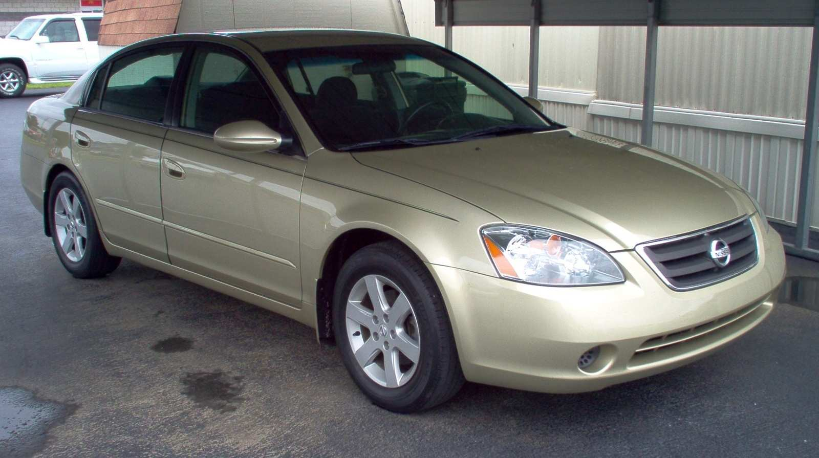 68 Gallery of 2003 Nissan Altima 2 5 Pricing by 2003 Nissan Altima 2 5
