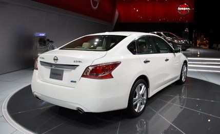 69 Great 2013 Nissan Altima Sedan Specs by 2013 Nissan Altima Sedan