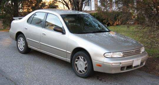 73 Great 1996 Nissan Altima Overview for 1996 Nissan Altima