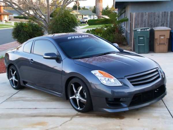 73 New 2009 Nissan Altima Coupe Spy Shoot for 2009 Nissan Altima Coupe