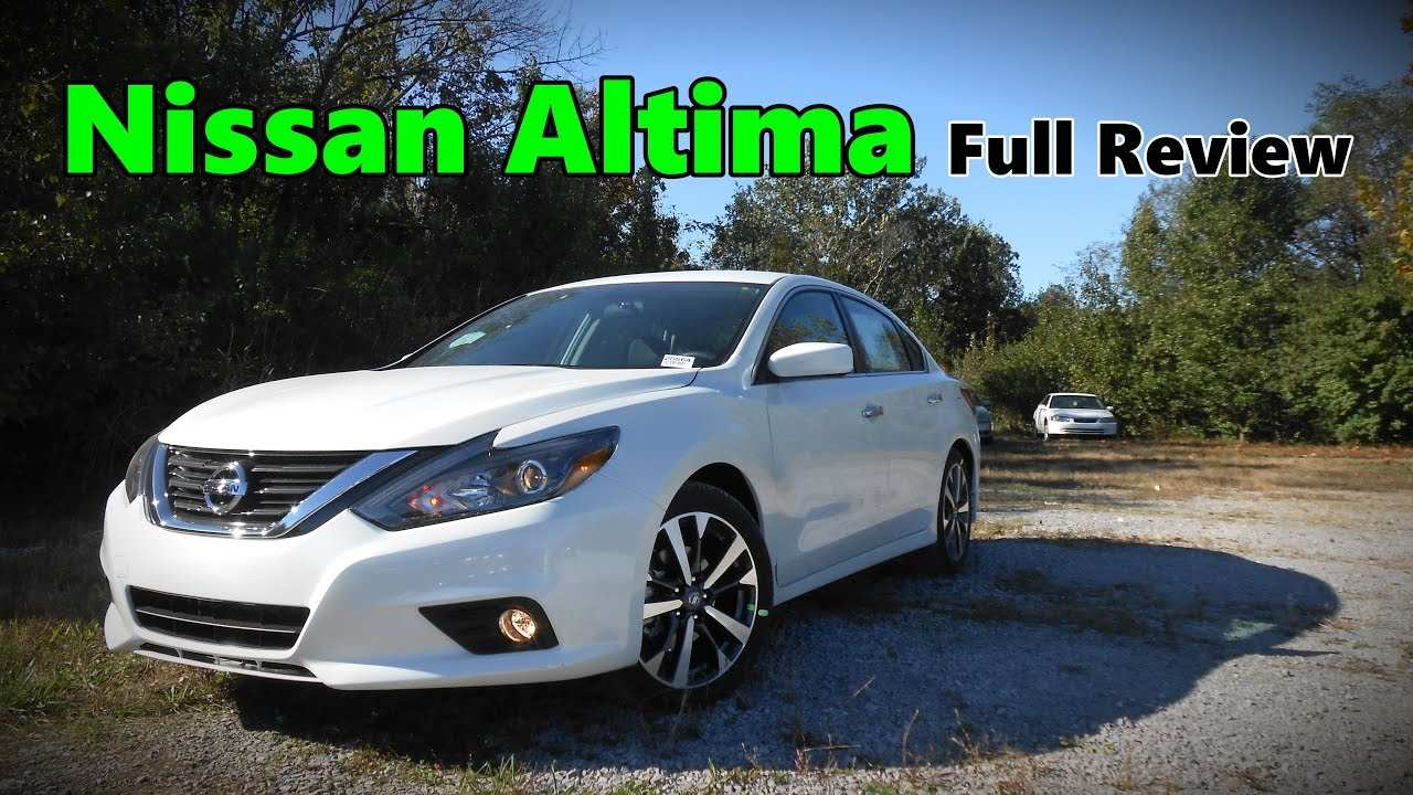 74 All New 2017 Nissan Altima Review Release for 2017 Nissan Altima Review