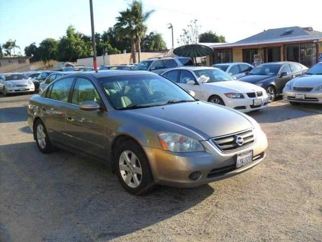 76 The 2003 Nissan Altima 2 5 Performance for 2003 Nissan Altima 2 5