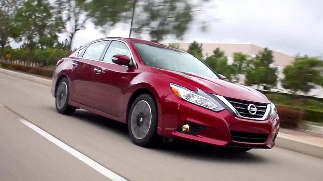 80 All New 2017 Nissan Altima Review Performance by 2017 Nissan Altima Review
