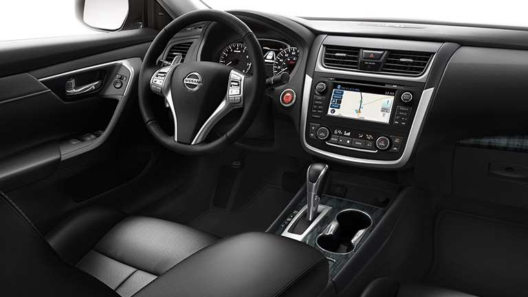 81 Best Review Nissan Altima Interior Specs and Review by Nissan Altima Interior