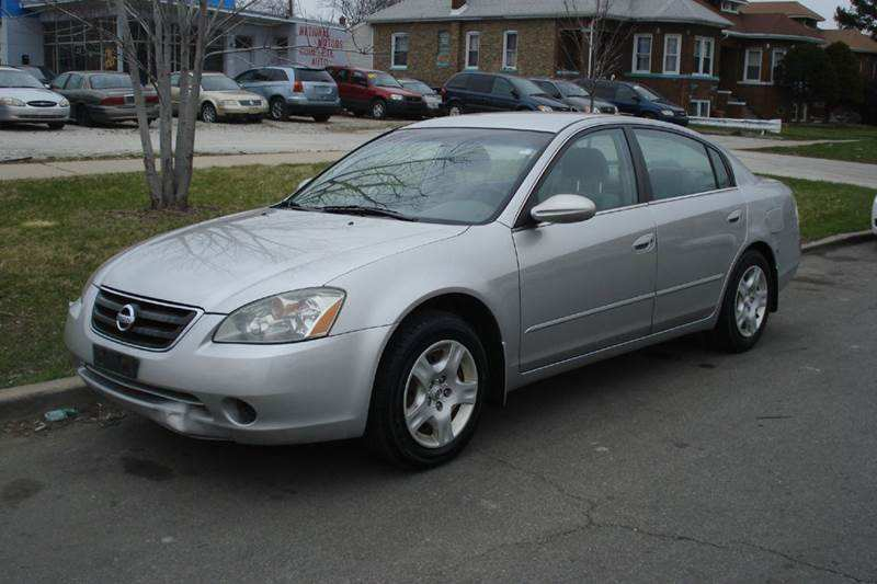 85 Best Review 2003 Nissan Altima 2 5 Images with 2003 Nissan Altima 2 5