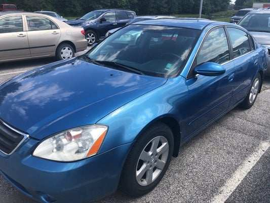 87 Great 2003 Nissan Altima 2 5 Performance for 2003 Nissan Altima 2 5