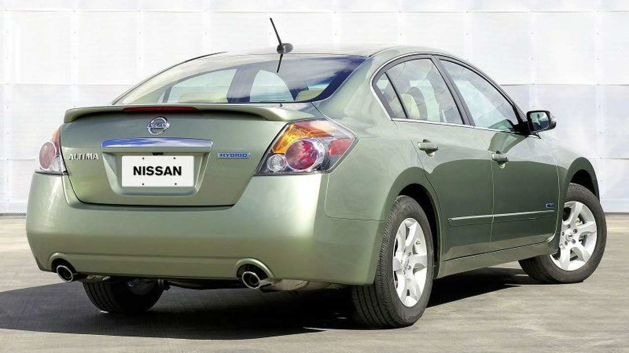 89 New 2007 Nissan Altima Hybrid Specs for 2007 Nissan Altima Hybrid