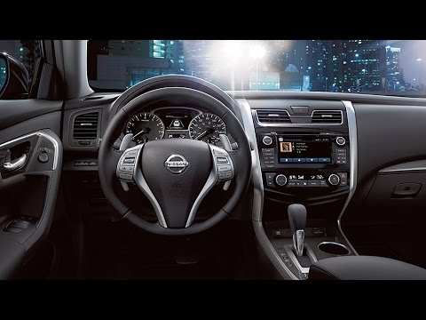 97 The 2015 Nissan Altima Redesign for 2015 Nissan Altima