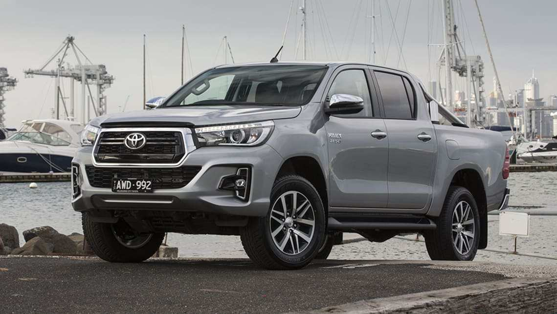 11 All New 2019 Toyota Hilux Release Date for 2019 Toyota Hilux