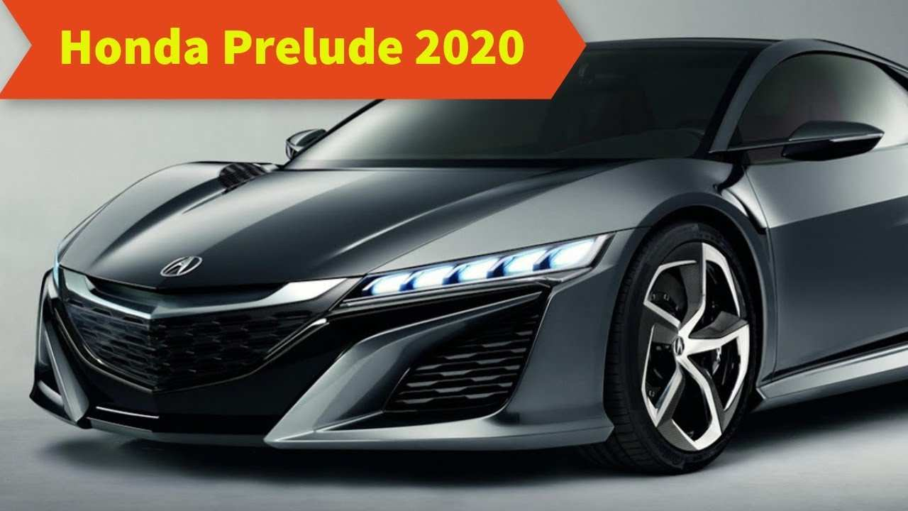 11 All New Honda Prelude 2020 Performance and New Engine for Honda Prelude 2020