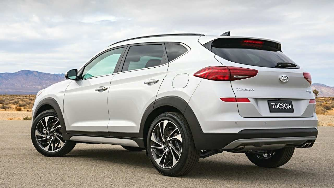 11 All New New Hyundai Tucson 2020 Youtube History with New Hyundai Tucson 2020 Youtube
