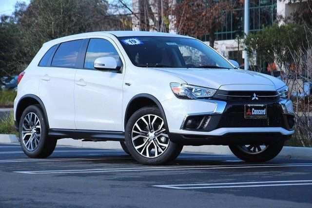 11 Best Review 2019 All Mitsubishi Outlander Sport Exterior and Interior for 2019 All Mitsubishi Outlander Sport