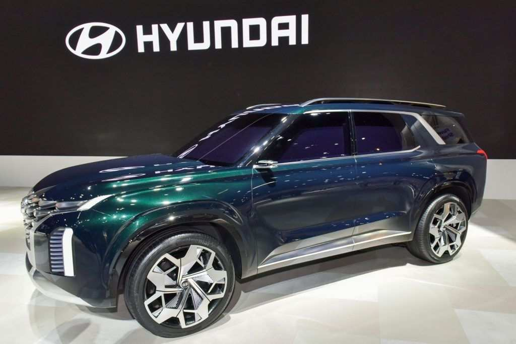11 Best Review Hyundai Full Size Suv 2020 History for Hyundai Full Size Suv 2020
