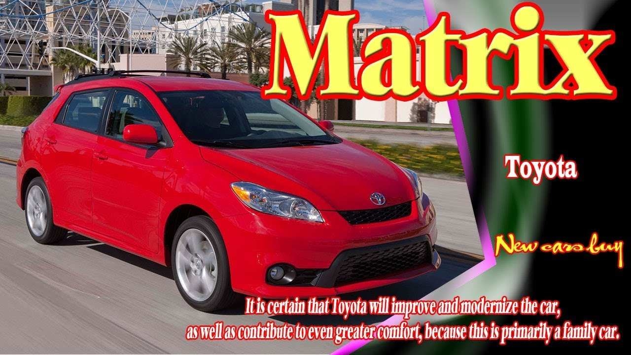 11 Concept of 2019 Toyota Matrix New Review with 2019 Toyota Matrix