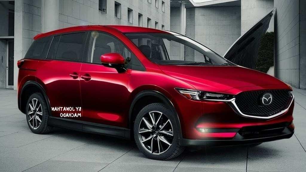 11 Concept of Mazda Minivan 2020 First Drive for Mazda Minivan 2020