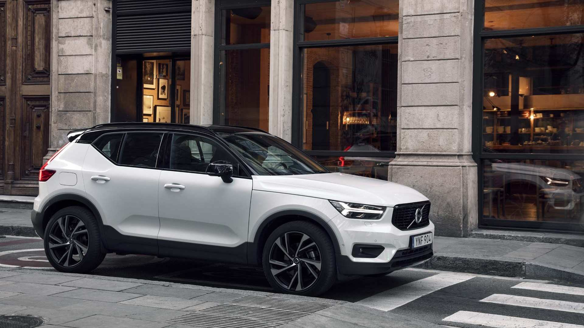 11 Gallery of 2019 Volvo Xc40 Mpg Images for 2019 Volvo Xc40 Mpg