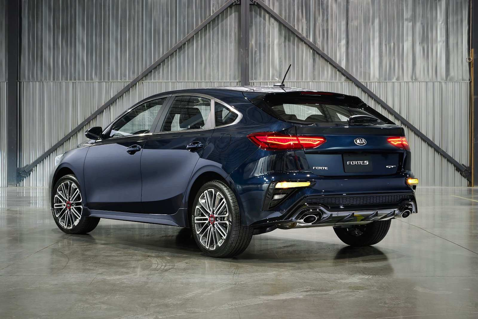 11 Gallery of 2020 Kia Forte Hatchback Performance by 2020 Kia Forte Hatchback