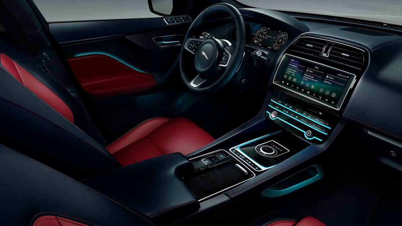 11 Gallery of New Jaguar F Pace 2020 Specs with New Jaguar F Pace 2020