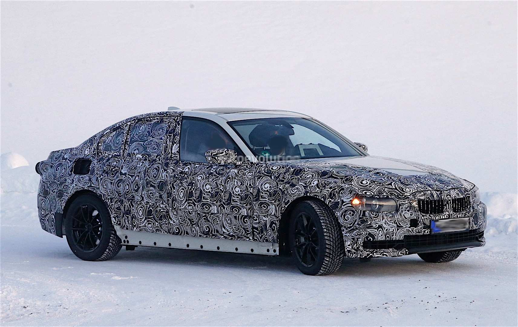 11 Gallery of Spy Shots Bmw 3 Series Pricing by Spy Shots Bmw 3 Series