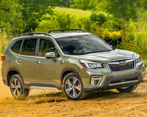 11 Great 2019 Subaru Forester Redesign and Concept by 2019 Subaru Forester