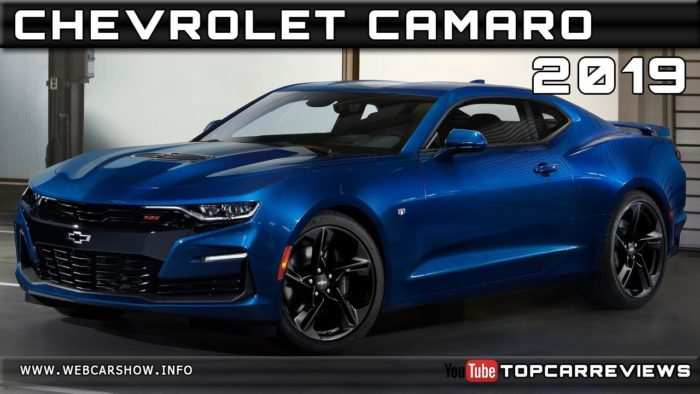11 New 2019 Chevy Camaro Competition Arrival Style with 2019 Chevy Camaro Competition Arrival
