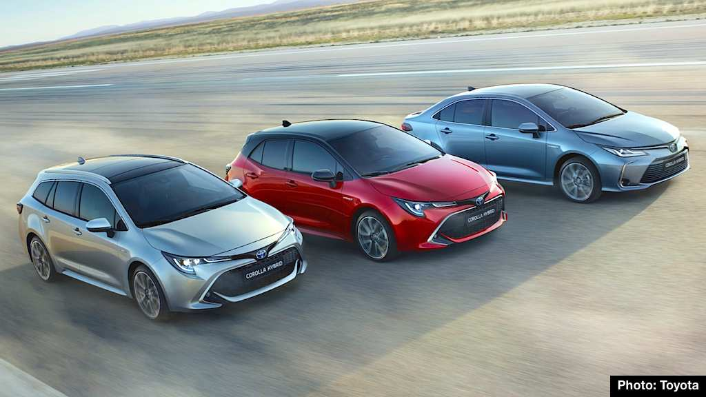 11 New Toyota Models 2020 Release by Toyota Models 2020